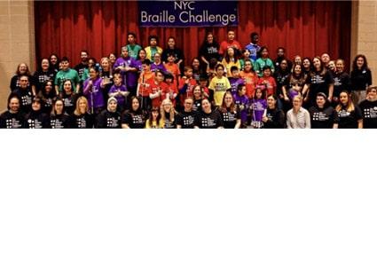 NYC Regional Braille Challenge