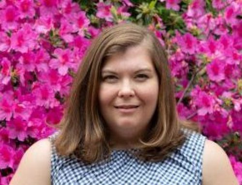 Tracy Fitch Named Braille Institute's 2021 Teacher of the Year for Excellence in Braille Instruction