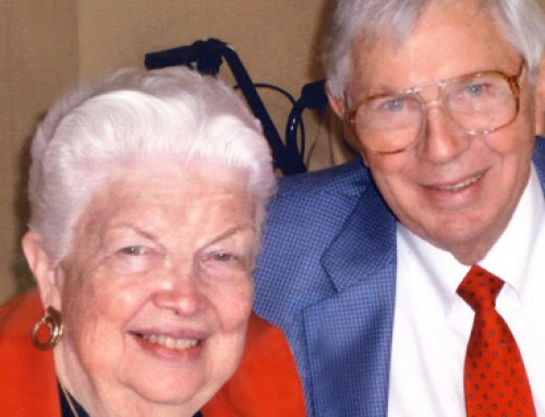 Two Generations Behind a Heartfelt Bequest