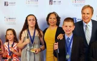 2015 Braille Challenge Winners