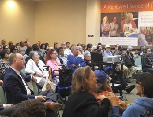 Los Angeles 5/04/2016 – Low Vision Panel Seminar and Resource Fair