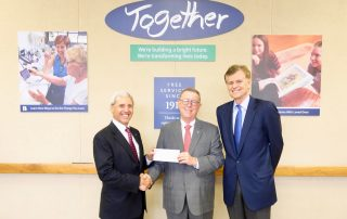 ASF Foundation Donates 5 Million to Braille Institute for Low Vision Program