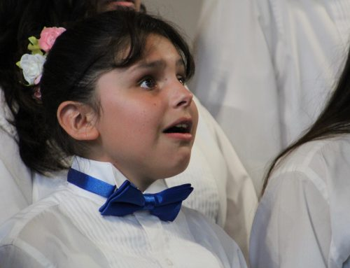 Braille Institute Youth Participate in Winter Concert