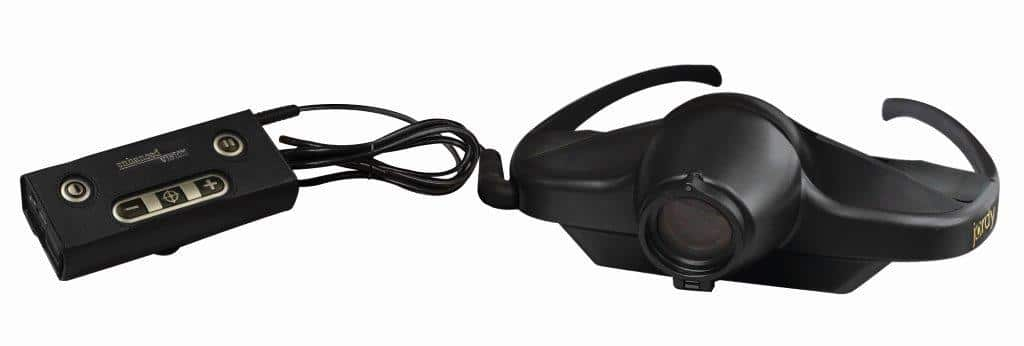 Wearable magnification device Jordy