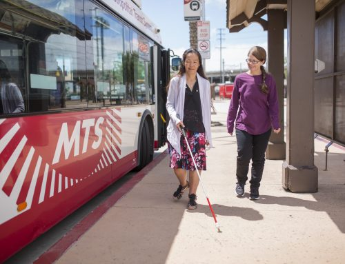 Exposing A World Of Adventure Through Orientation and Mobility