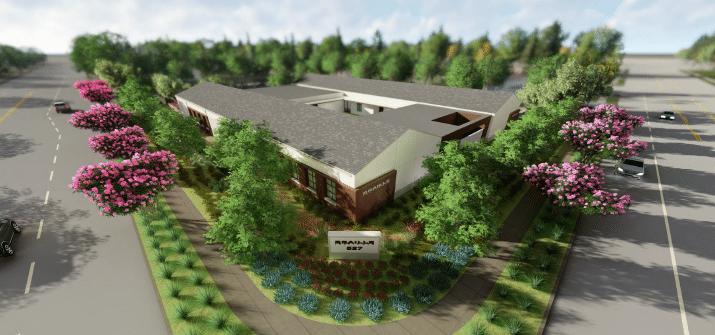 New Anaheim Center rendering