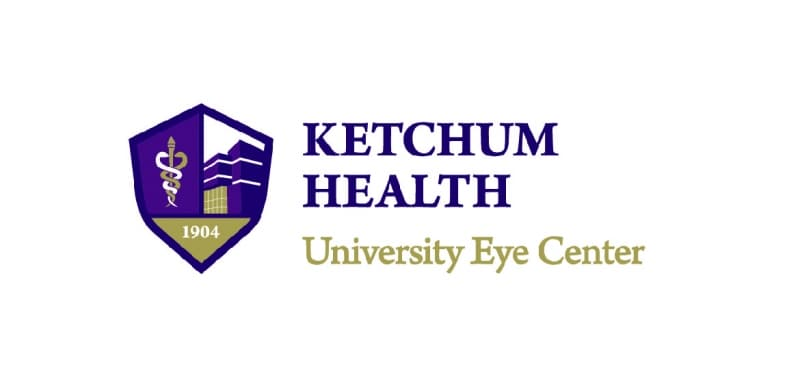 Logo for Ketchum Health University Eye Center