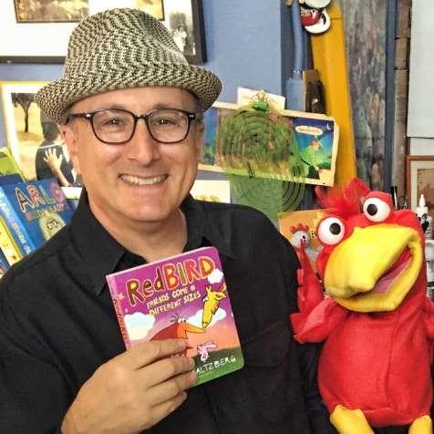 Photo of author Barney Saltzberg
