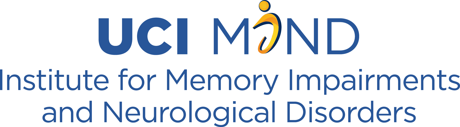 Logo for UCI Mind, the Institute for Memory Impairments and Neurological Disorders