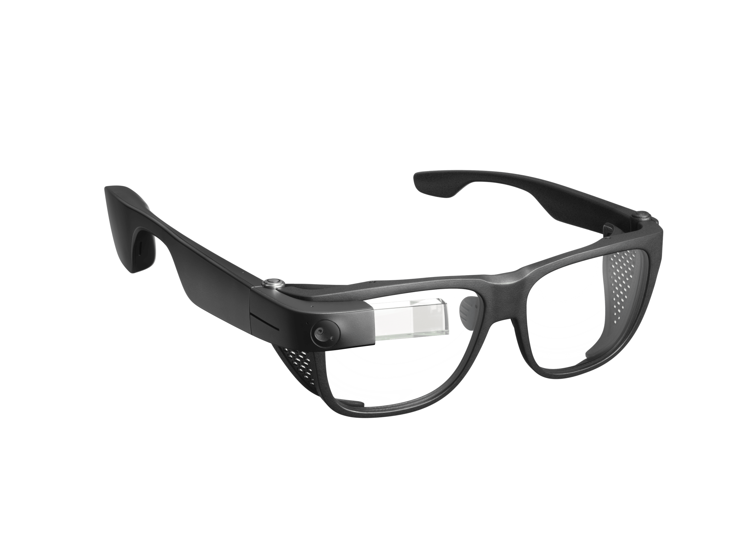 The Envision Glasses, a wearable assistive device