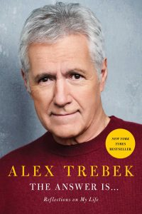 The Answer Is...Alex Trebek Book Cover