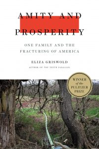 Amity and Prosperity Book Cover