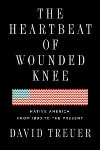 Heartbeat of Wounded Knee Book Cover