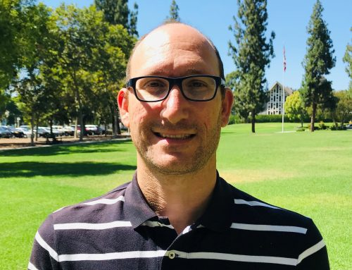 David McCaslin, Named Braille Institute's New Director of Library Services